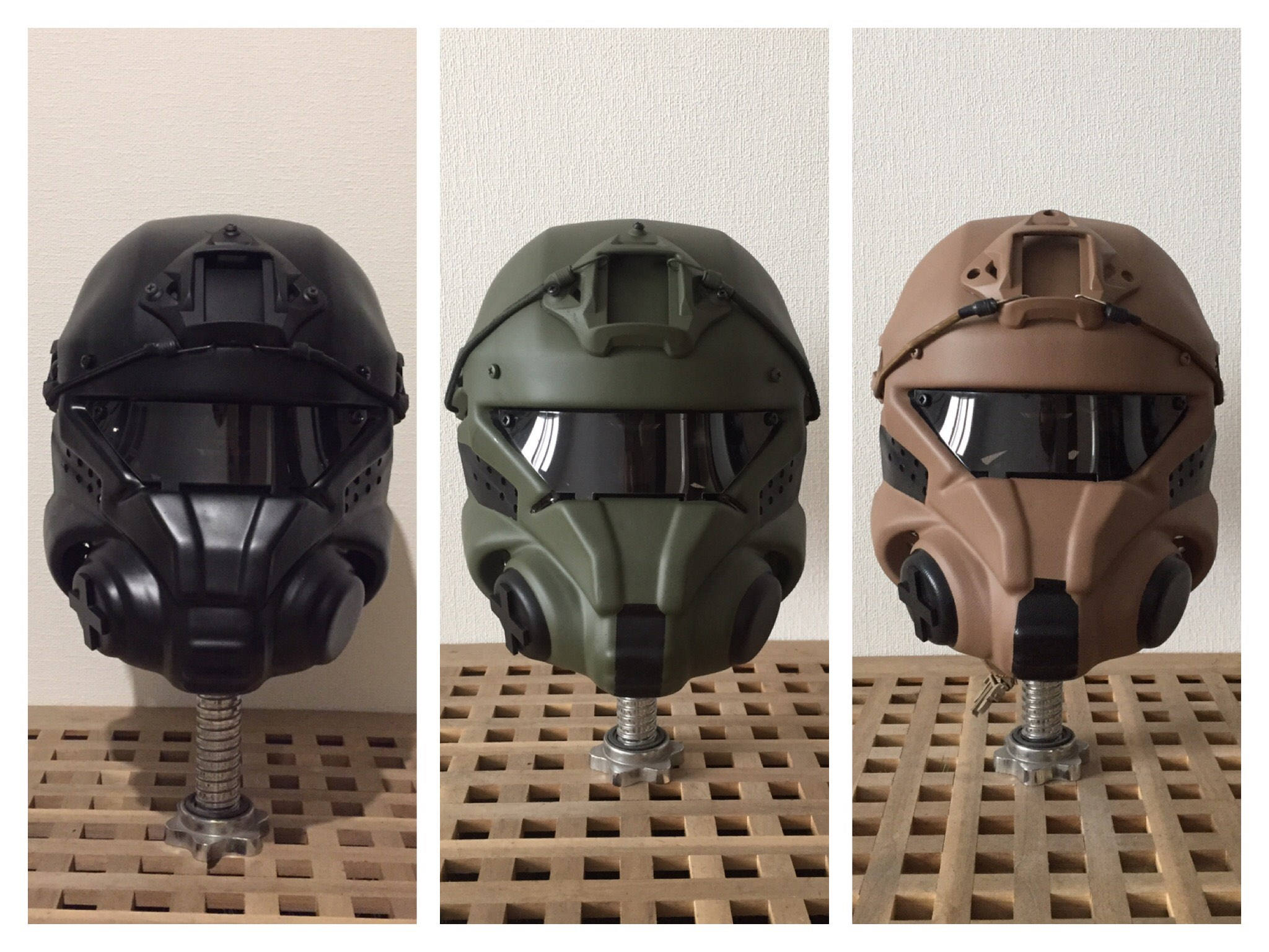 Titanfall airsoft helmet WITH EARS protection   Etsy
