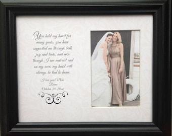 wedding gift for mom etsy