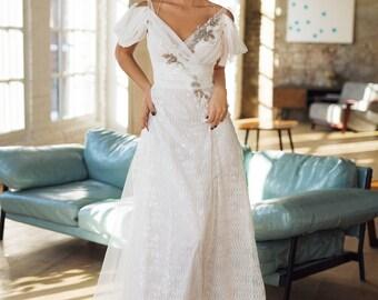 Wedding dress 'AURORA'