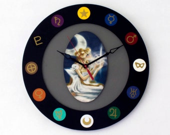 "Sailor Moon 14"" Wall Clock"