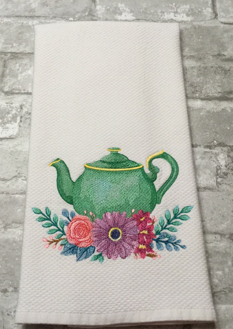 SONOMA Butterflies And Flowers  Whole Kitchen Towel