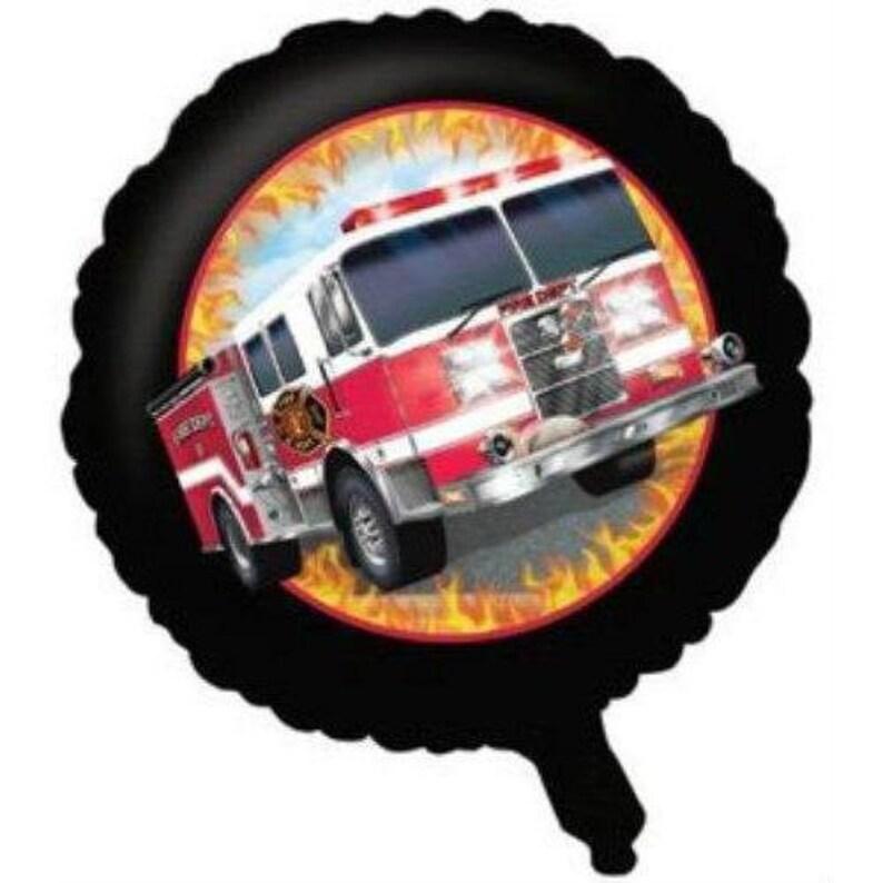 Fire Truck Balloon