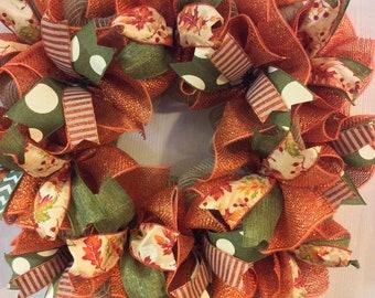 Fall Wreath,Autumn Wreath,Welcome Wreath,Angel Wreath,Thanksgiving Wreath,Welcome Wreaths,Fall Wreaths,Thanksgiving Wreaths