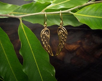 CHEPI Tribal Brass Earrings