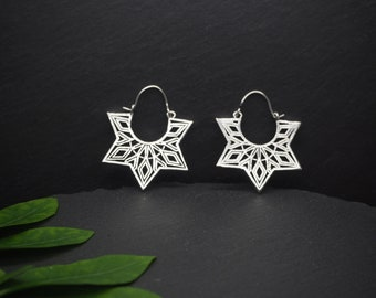 HOWI Silver Plated Earrings