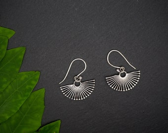 IMALA Silver Plated Earrings