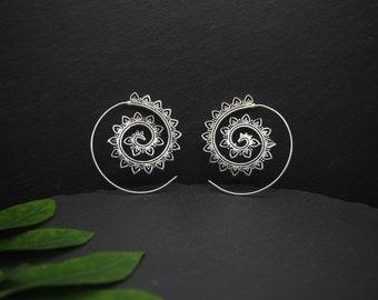 DAKODA Silver Plated Earrings