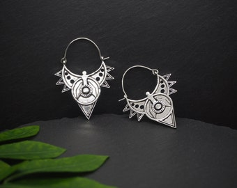 ANABA Silver Plated Earrings