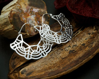 ALAWA Silver Plated Earrings