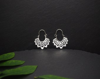 LITONYA Silver Plated Earrings