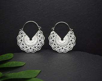 CHAPA Silver Plated Earrings