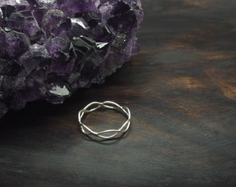 UNA Sterling Silver 925 Ring