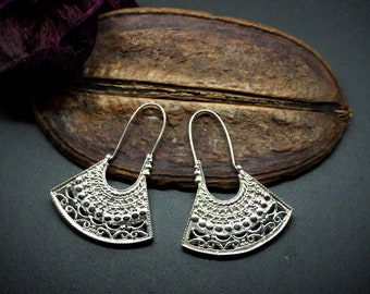 NADIE Silver Plated Earrings