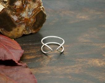 HOPI Sterling Silver 925 Ring