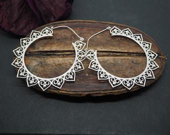 Earrings Silver Plated