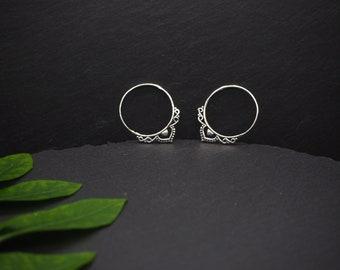 ZIHNA Silver Plated Earrings