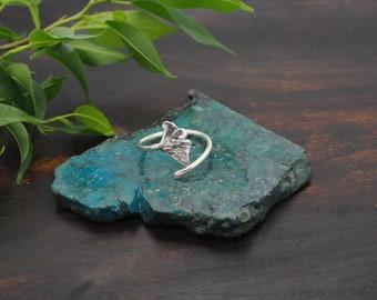 GINKGO Sterling Silver 925 Ring