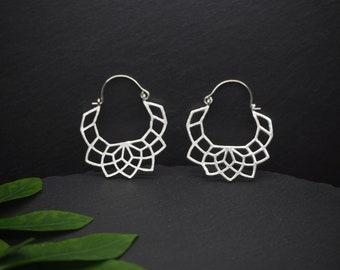 YANABA Silver Plated Earrings