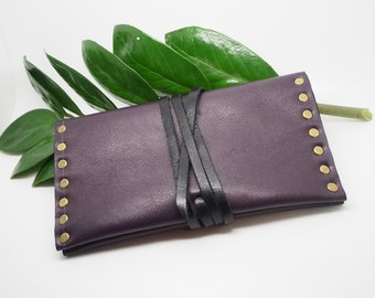 Tabacco Pouch Leather