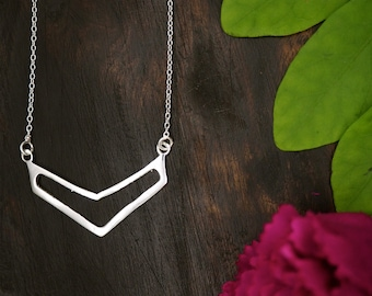 THE MINIMALIST Sterling Silver 925 Necklace