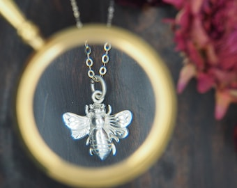 BEE Sterling Silver 925 Pendant