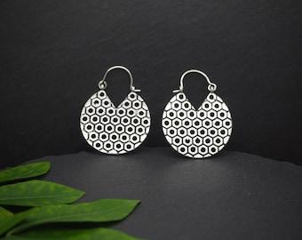 MARALAH Silver Plated Earrings