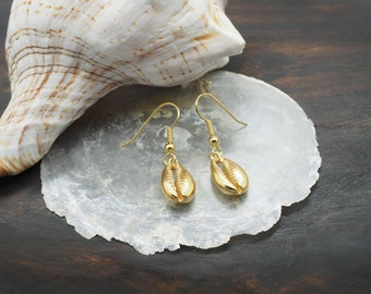 SHEEL Earrings Sterling Silver 925 18ct Gold Plated