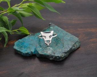 PANTHERA Sterling Silver 925 Ring