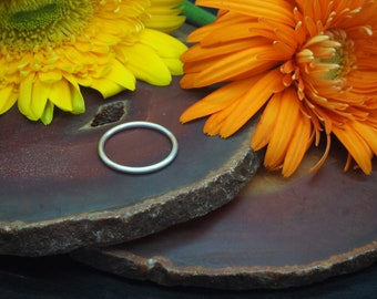 SIMPLE Sterling Silver 925 Ring