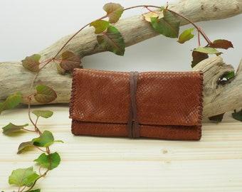 AMAROK Tobacco Pouch Leather