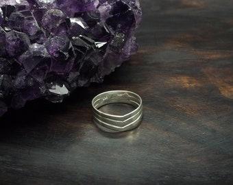 MELI Sterling Silver 925 Ring