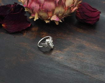 BEE Sterling Silver 925 Ring