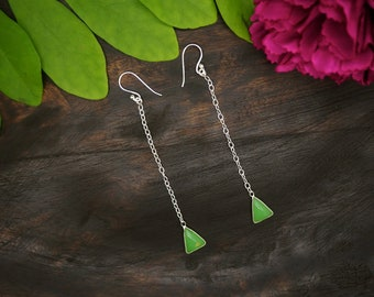APONI Chryso Sterling Silver 925 Earrings