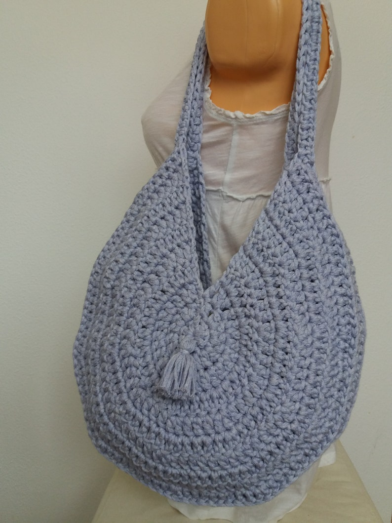 Crochet Bag Pattern Shoulder Bag Pattern Diy Crochet Bag Etsy