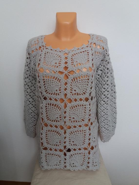 Crochet Top Patternpineapple Top Crochet Patterncrochet Vest Etsy
