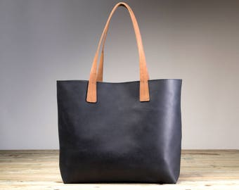 NEW Leather Tote Bag, Women Tote Bag, Leather Bag, Leather Tote for Women