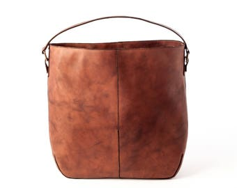 Leather Tote Bag, Leather Bag, Women Leather bag, Tote Bag for Women, Distressed Leather Tote