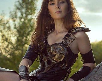 Xena : Warrior Princess cosplay armor