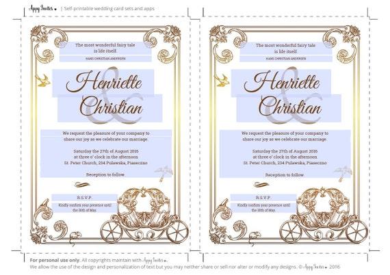 Invitación De Boda Para Imprimir Plantillas De Tarjeta De Invitación Plantilla De Invitación Para Imprimir Invitación De La Boda Pdf Descarga