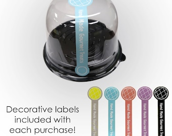 decorative labels etsy