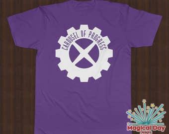 7f9278106 Disney Shirts - Carousel of Progress (White Design)