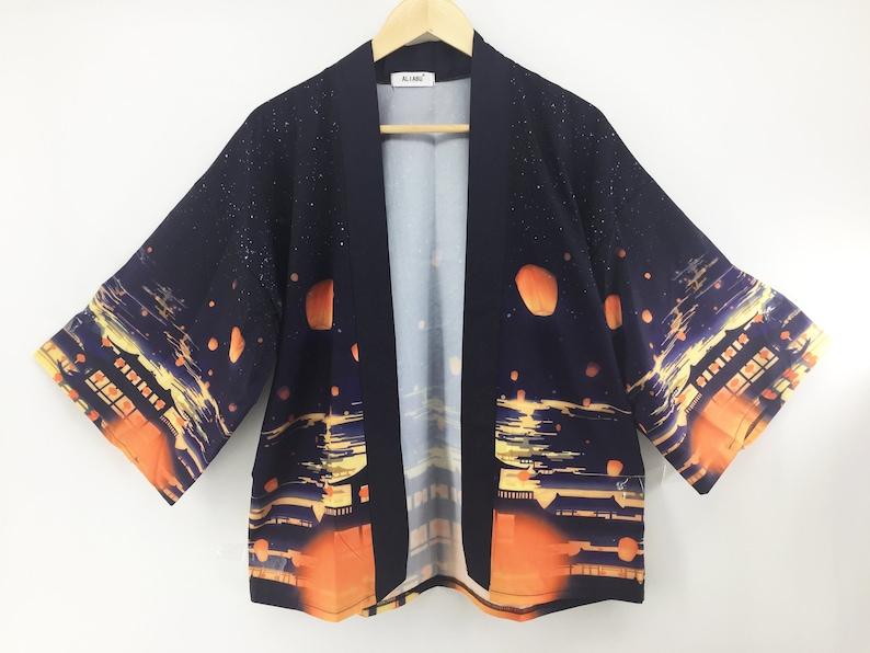 f3a14f164d Japanese clothing Kimono dress kimono kimono cardigan