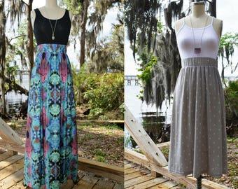 The Sage Skirt - PDF Sewing Pattern XS-XXL