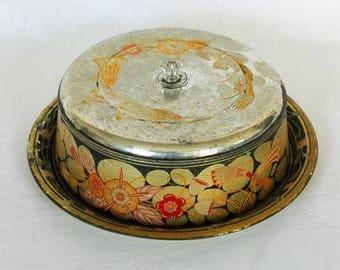 Art Deco Cake Carrier