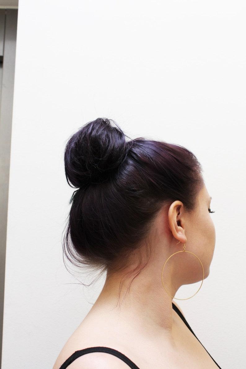 Hoop earrings image 0