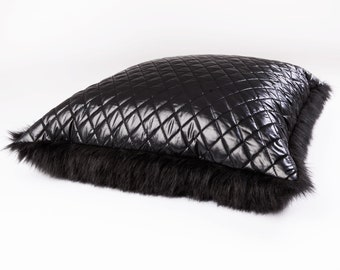 CUSHION, XXL PILLOW, My Bob - Blacky - Stepp Longahair