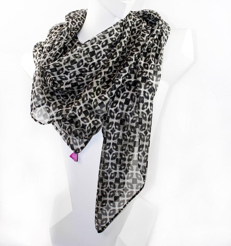TUCH silk cloth large silk cloth XXL cloth XXL scarf image 0