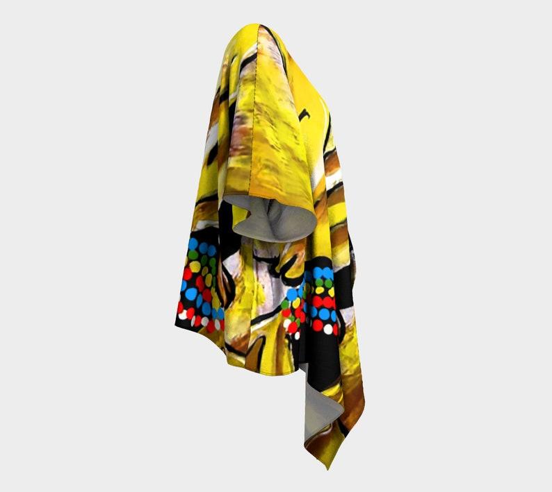 Oshun Drape Kimono
