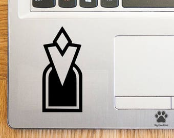 Touchpad stickers | Etsy