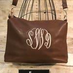 Cross body bag, shoulder bag, monogrammed bag, monogrammed purse, monogrammed cross body bag, gifts for her, purse